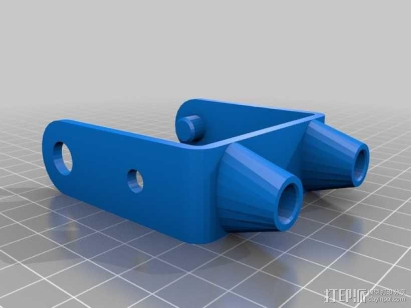 机械臂 3D模型  图11