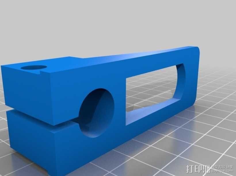 三轴飞行器框架 3D模型  图11