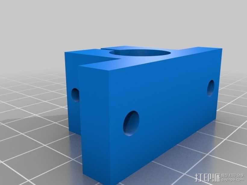 三轴飞行器框架 3D模型  图19