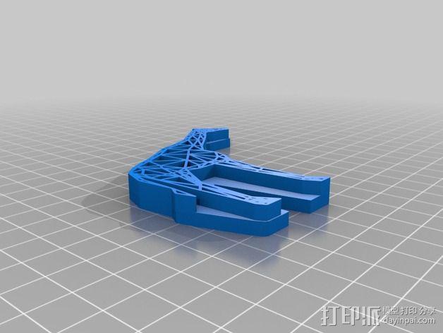 数字化动物邮票 3D模型  图4