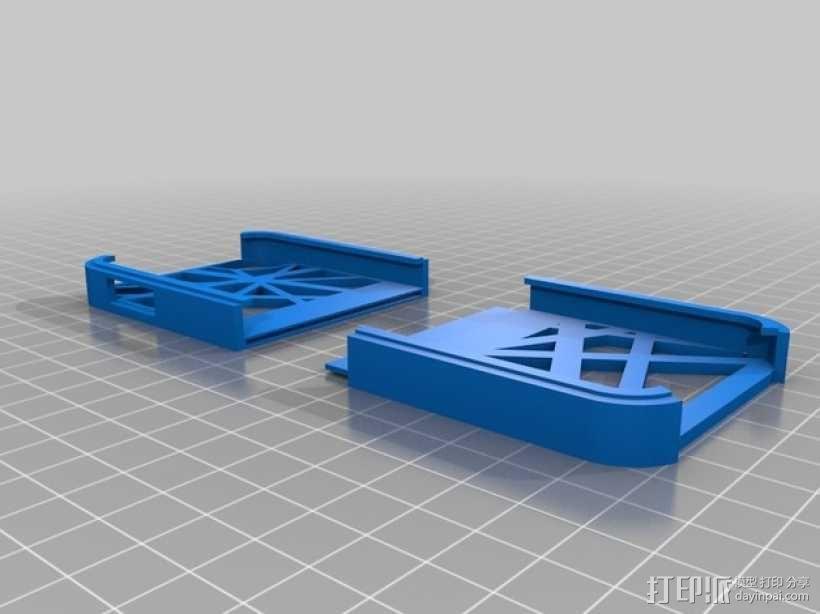 iPod touch 5外壳 3D模型  图1