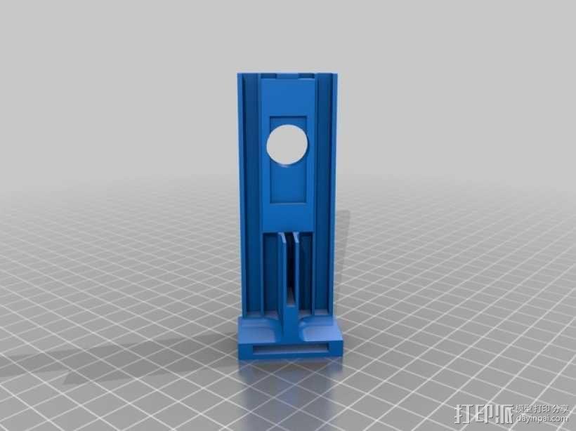 常平架 起落架 3D模型  图8