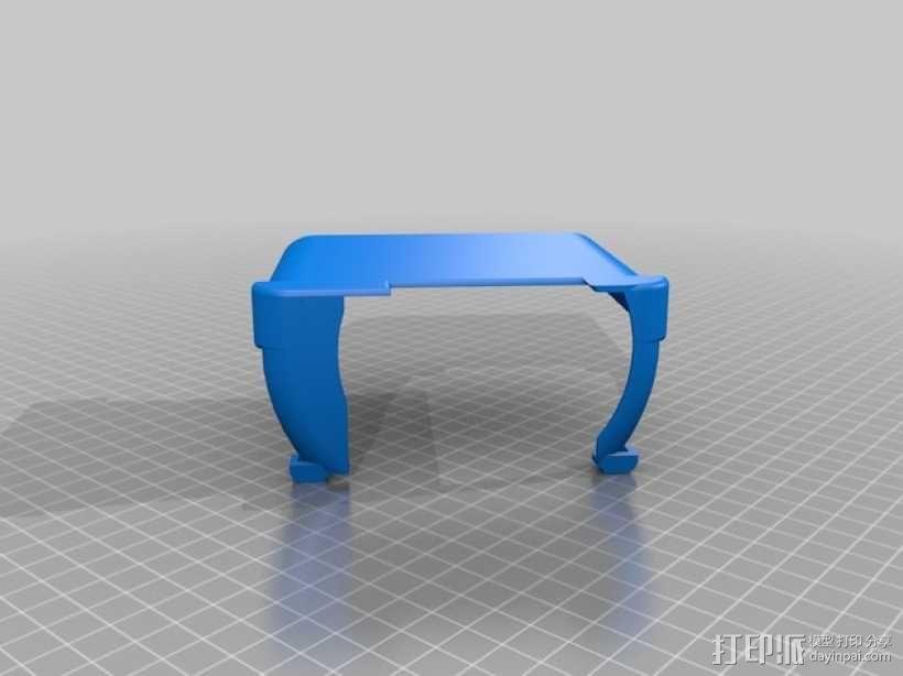 常平架 起落架 3D模型  图6