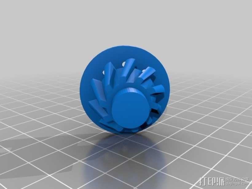 常平架 起落架 3D模型  图7