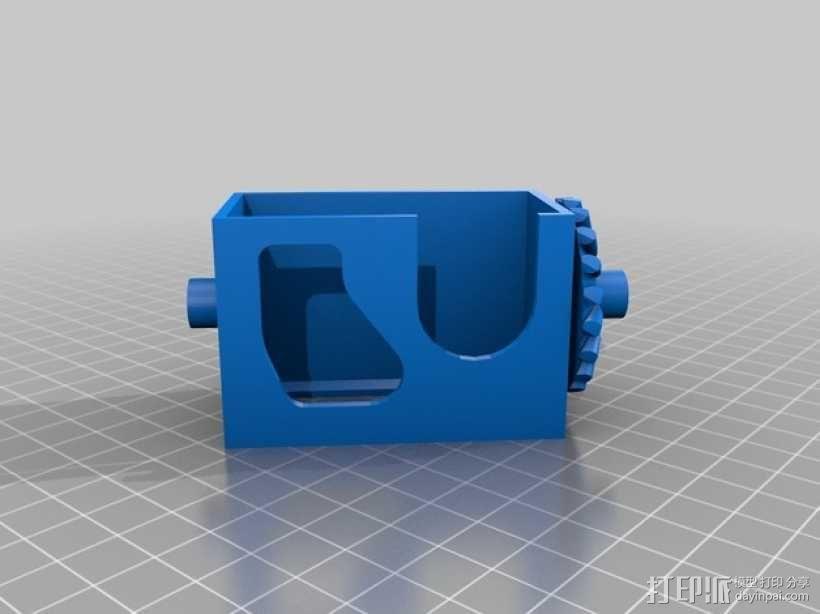 常平架 起落架 3D模型  图9