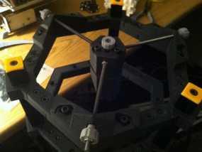 道布森望远镜 3D模型