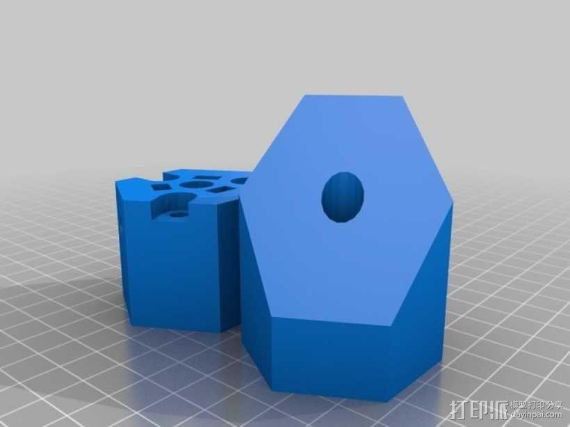 道布森望远镜 3D模型  图11