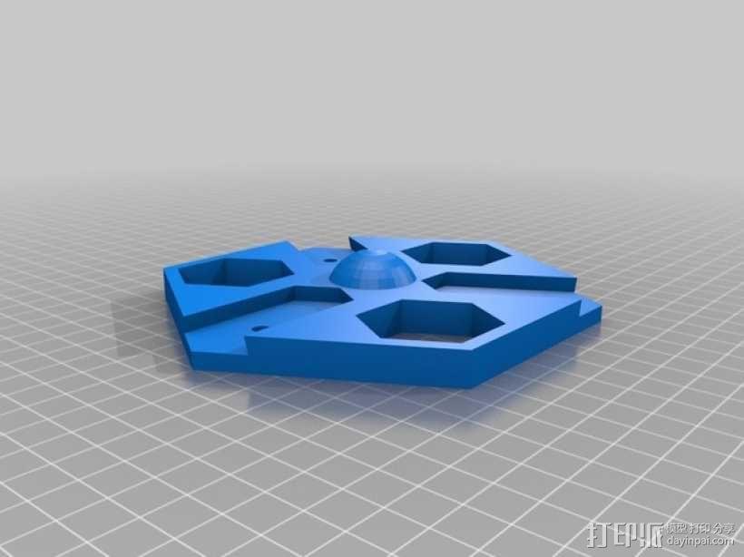 道布森望远镜 3D模型  图14