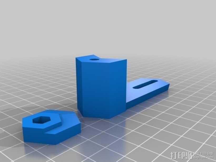 道布森望远镜 3D模型  图15