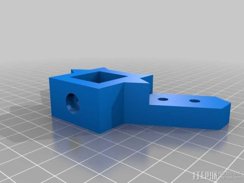 道布森望远镜 3D模型  图16