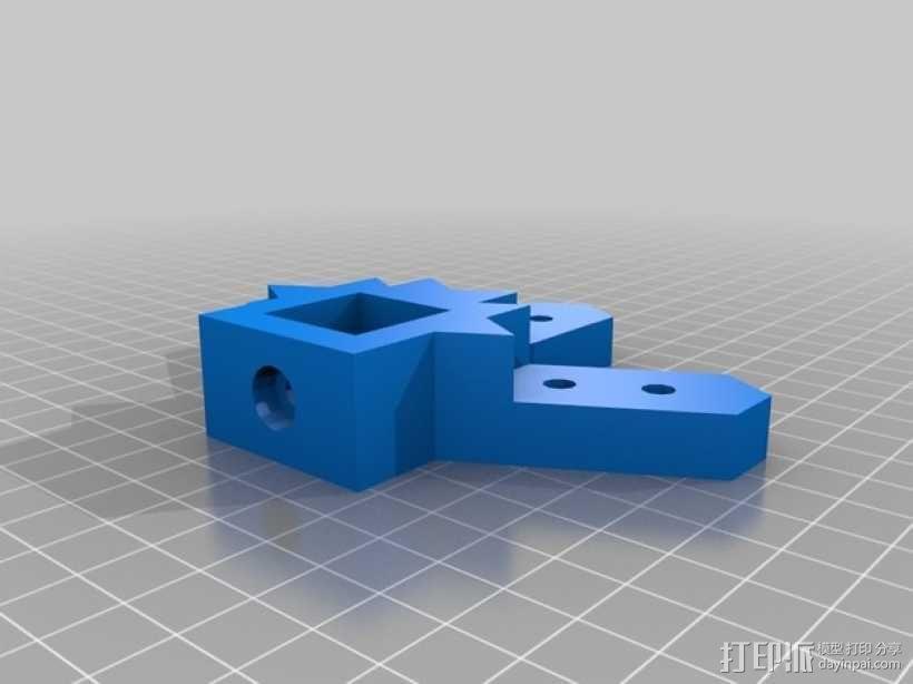 道布森望远镜 3D模型  图17