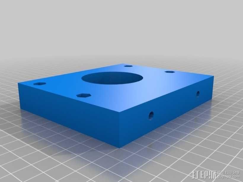 道布森望远镜 3D模型  图20
