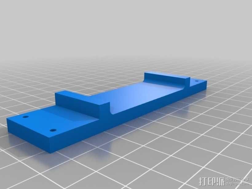 无人机 四轴飞行器 3D模型  图4