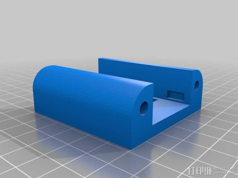 无人机 四轴飞行器 3D模型  图10