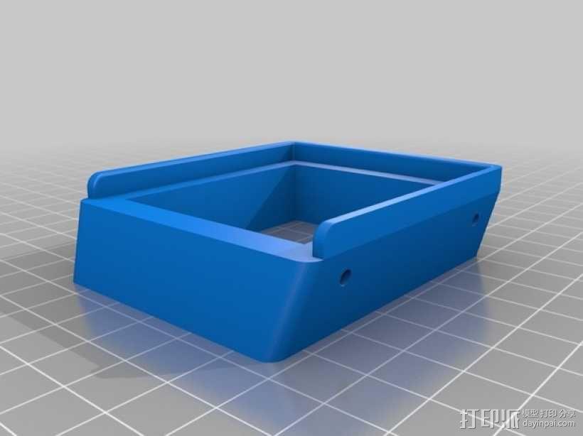 DVR取景器配适器 3D模型  图5