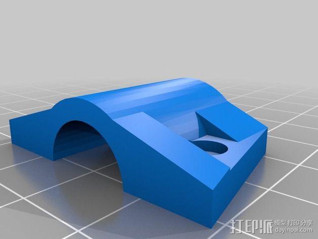 Turnigy Talon四轴飞行器 发动机架  3D模型  图5