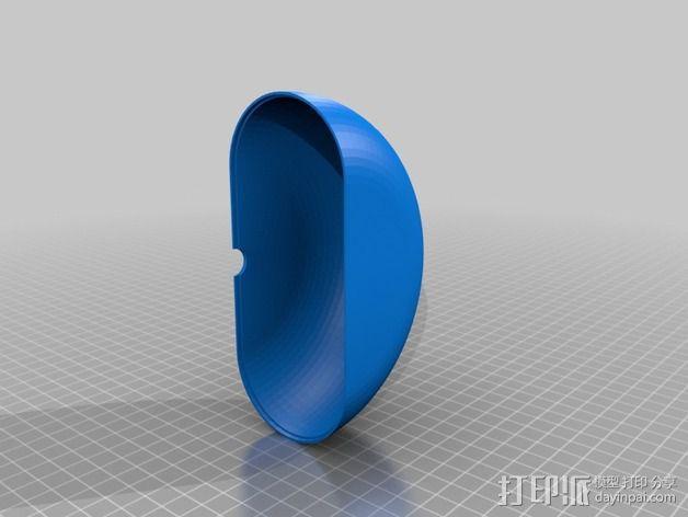 1.3ghz天线保护套 3D模型  图3