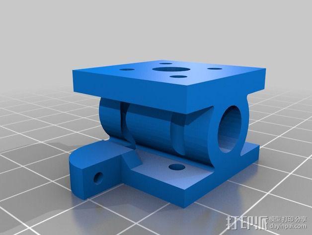 三轴飞行器 3D模型  图13
