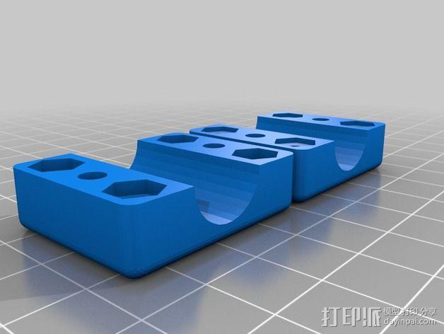 可折叠起落架 3D模型  图10
