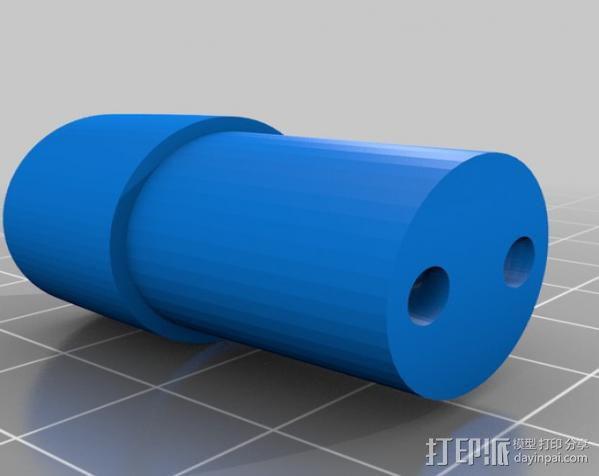 迷你火箭 3D模型  图5