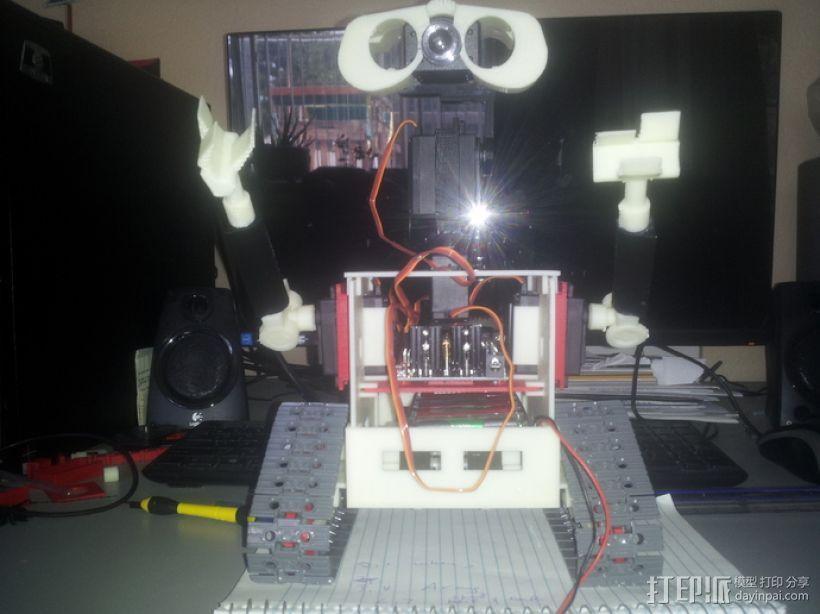EZ机器人 3D模型  图1