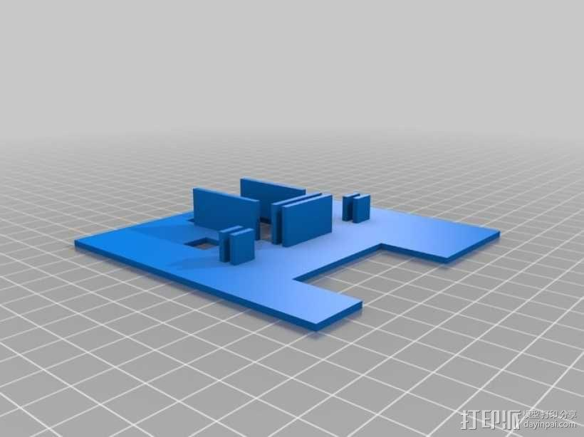 EZ机器人 3D模型  图13