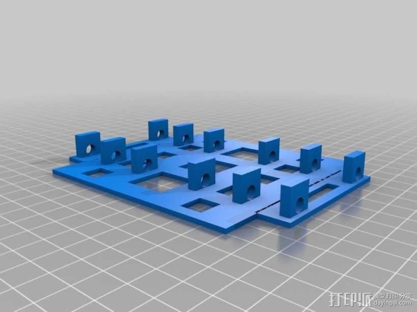 EZ机器人 3D模型  图14