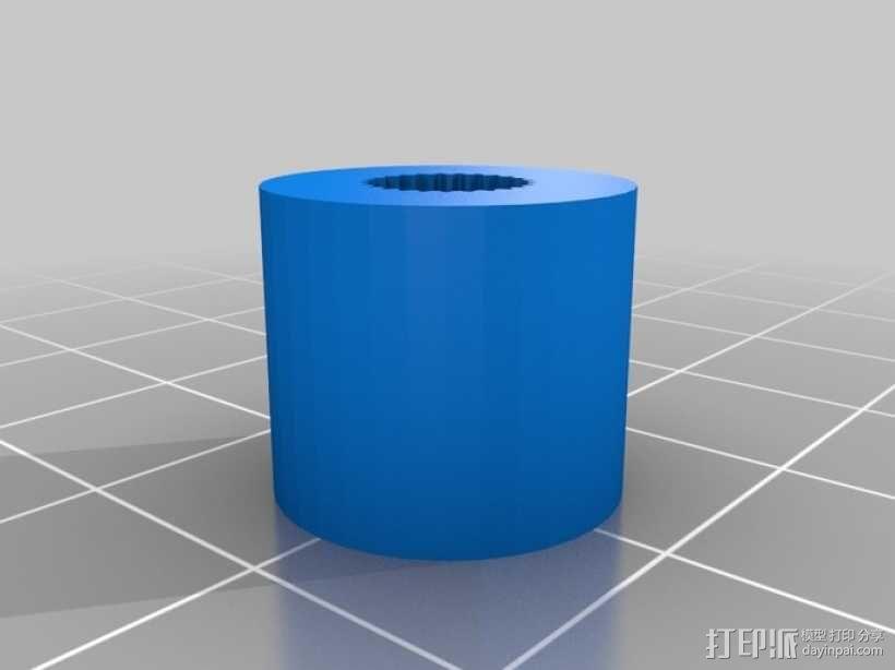 EZ机器人 3D模型  图16