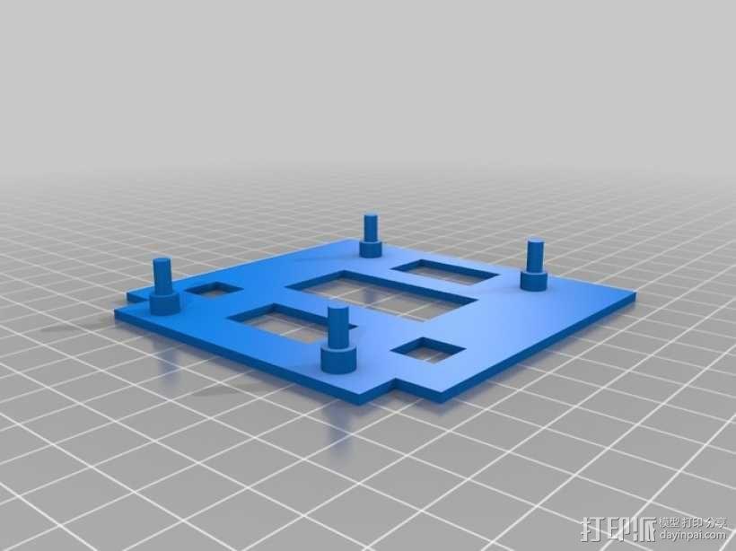 EZ机器人 3D模型  图17