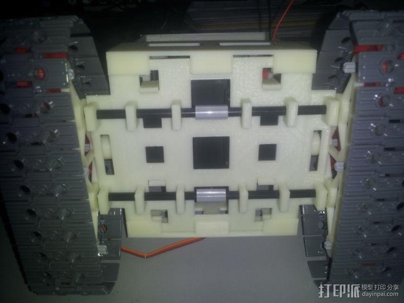 EZ机器人 3D模型  图24