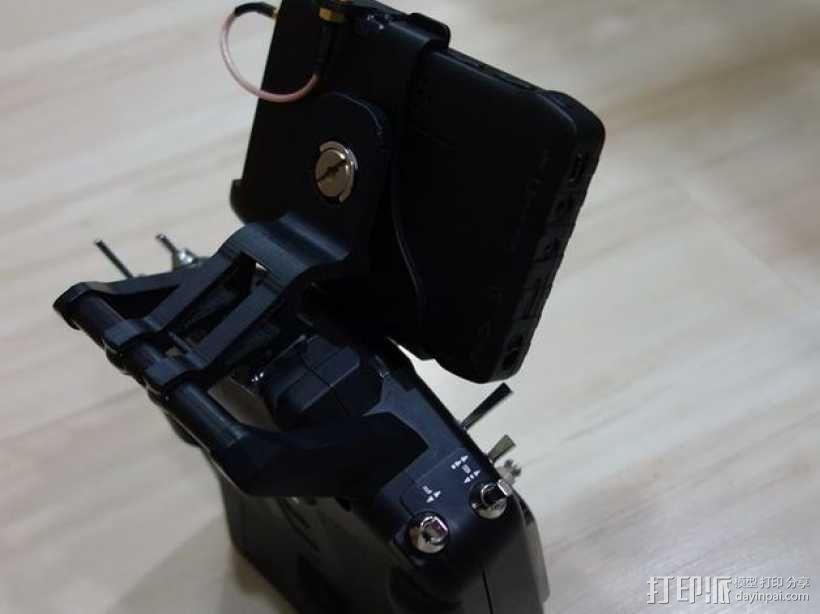 FUTABA T8J显示器支架 3D模型  图8