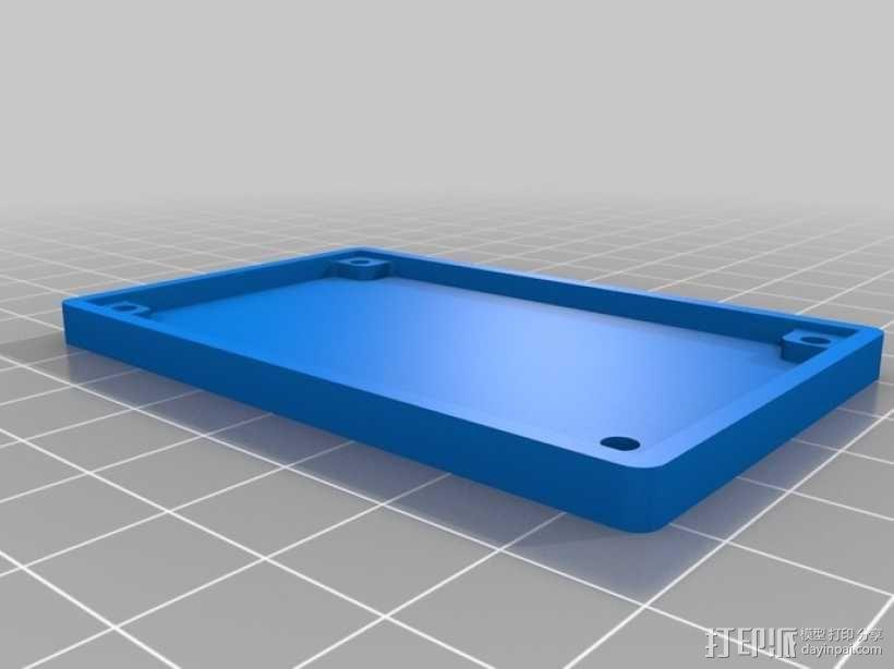 HKpilot飞行控制器外壳 3D模型  图5