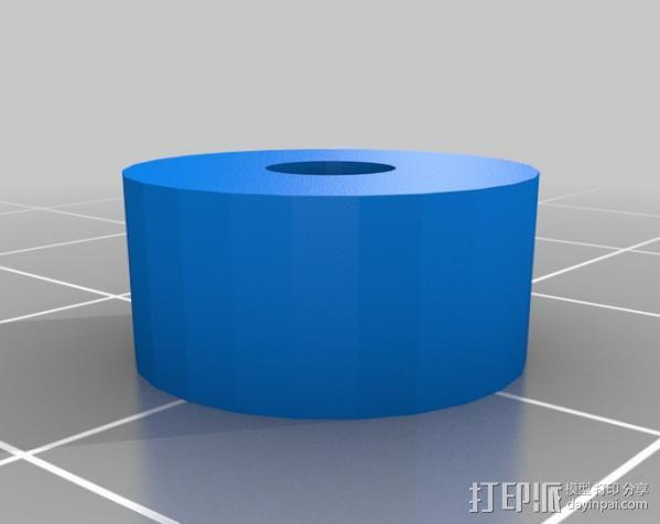 迷你扬声器 3D模型  图8