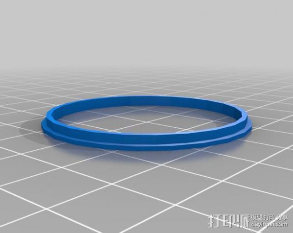 迷你扬声器 3D模型  图7