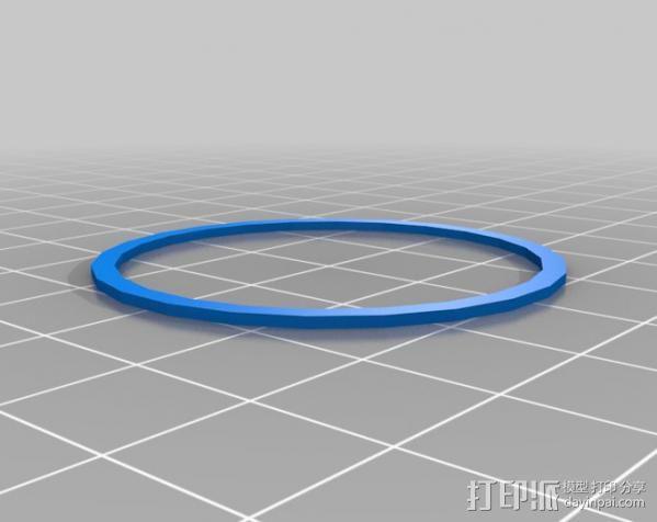迷你扬声器 3D模型  图10