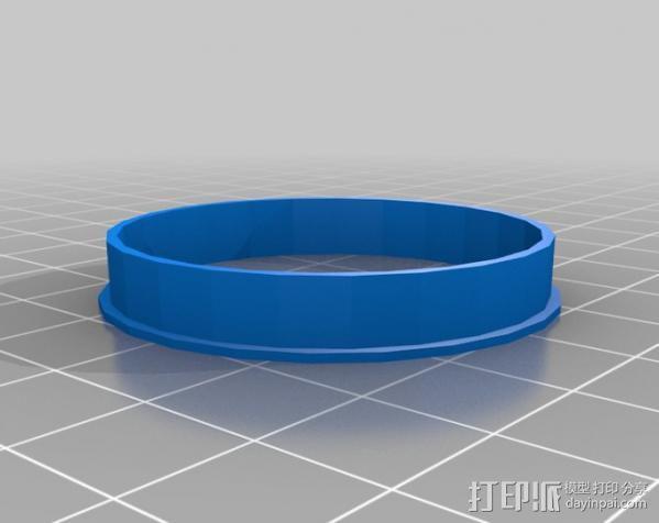 迷你扬声器 3D模型  图13