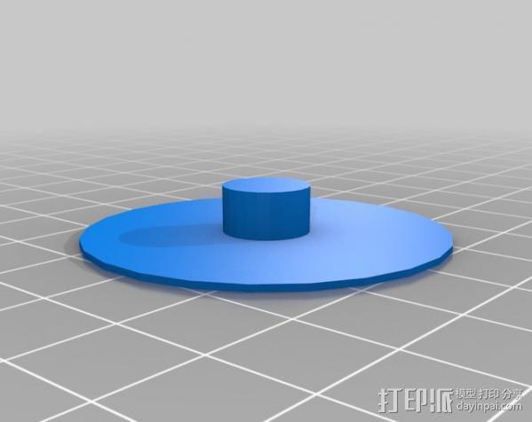 迷你扬声器 3D模型  图12