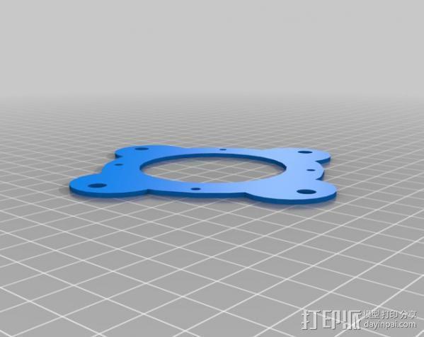 迷你扬声器 3D模型  图14