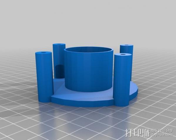 迷你扬声器 3D模型  图17
