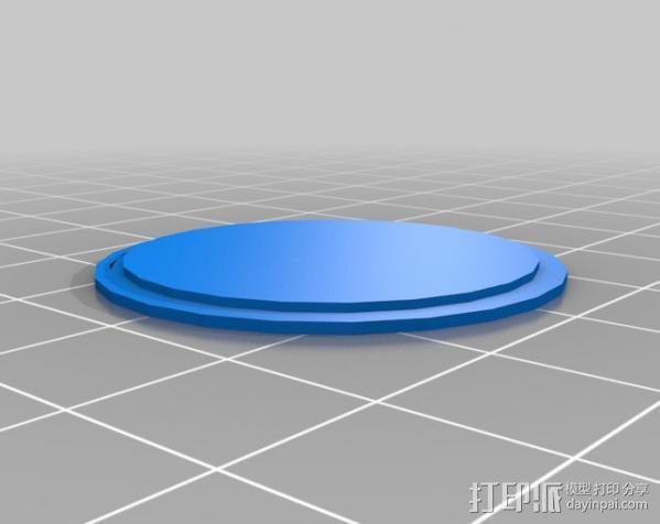 迷你扬声器 3D模型  图18
