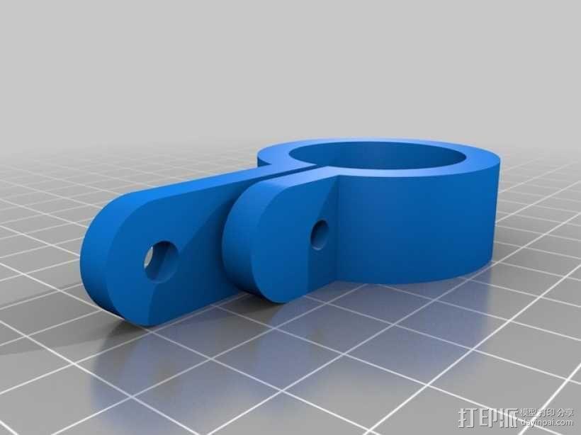 参数化螺旋桨  3D模型  图4