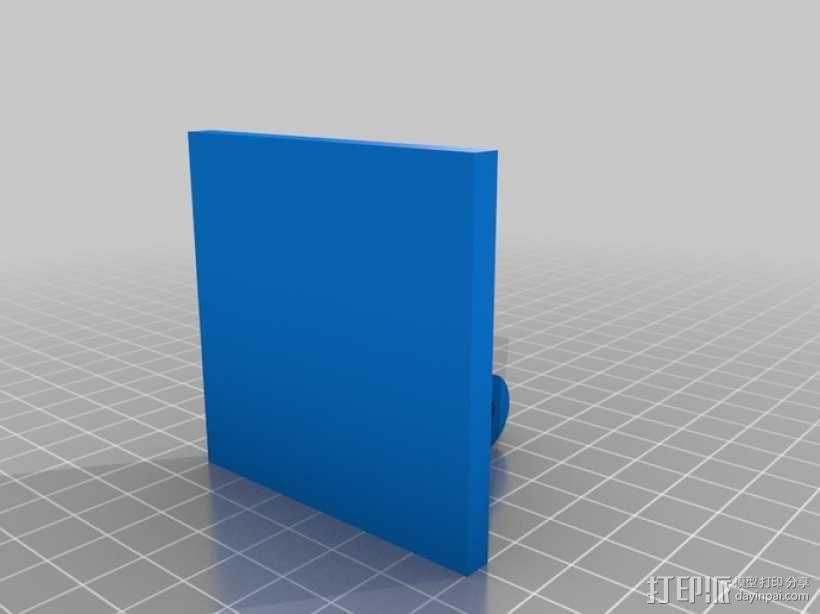 参数化螺旋桨  3D模型  图5