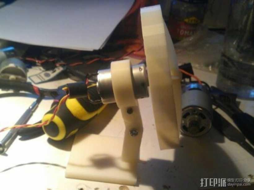 参数化螺旋桨  3D模型  图6