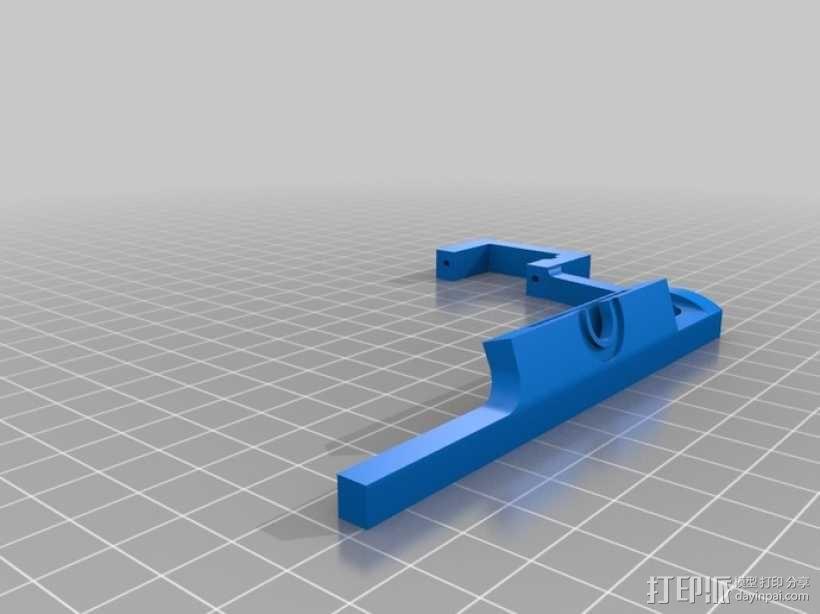 太阳能电池板 3D模型  图3