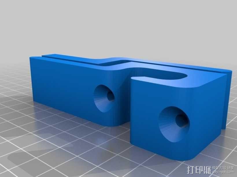 遥控飞机零部件 3D模型  图6