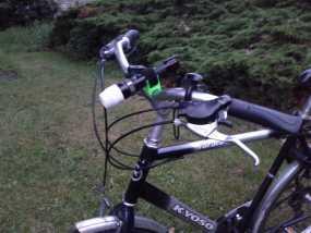 自行车手电筒支架 3D模型