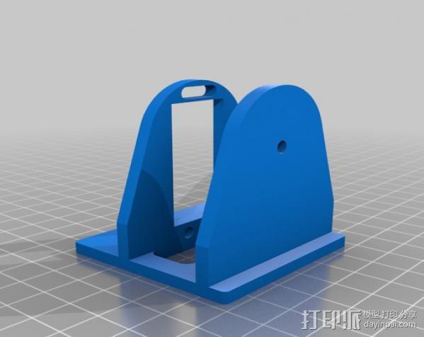 模块化机器人机械零部件 3D模型  图8