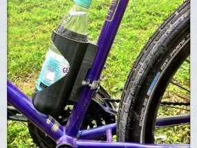 自行车 水瓶架 3D模型