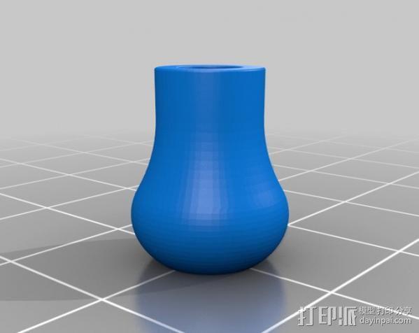 迷你钓鱼绕线器 3D模型  图10
