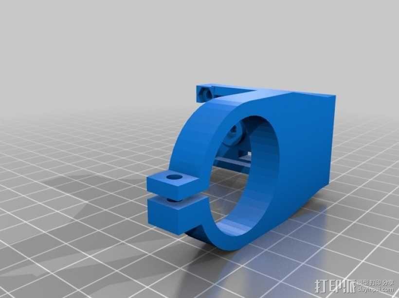 常平架 3D模型  图5